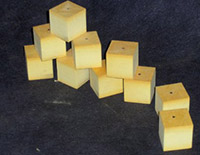 fiberglass insulation blocks
